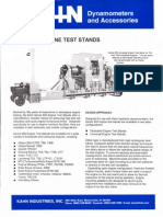 Aircraft Engine Test Stands