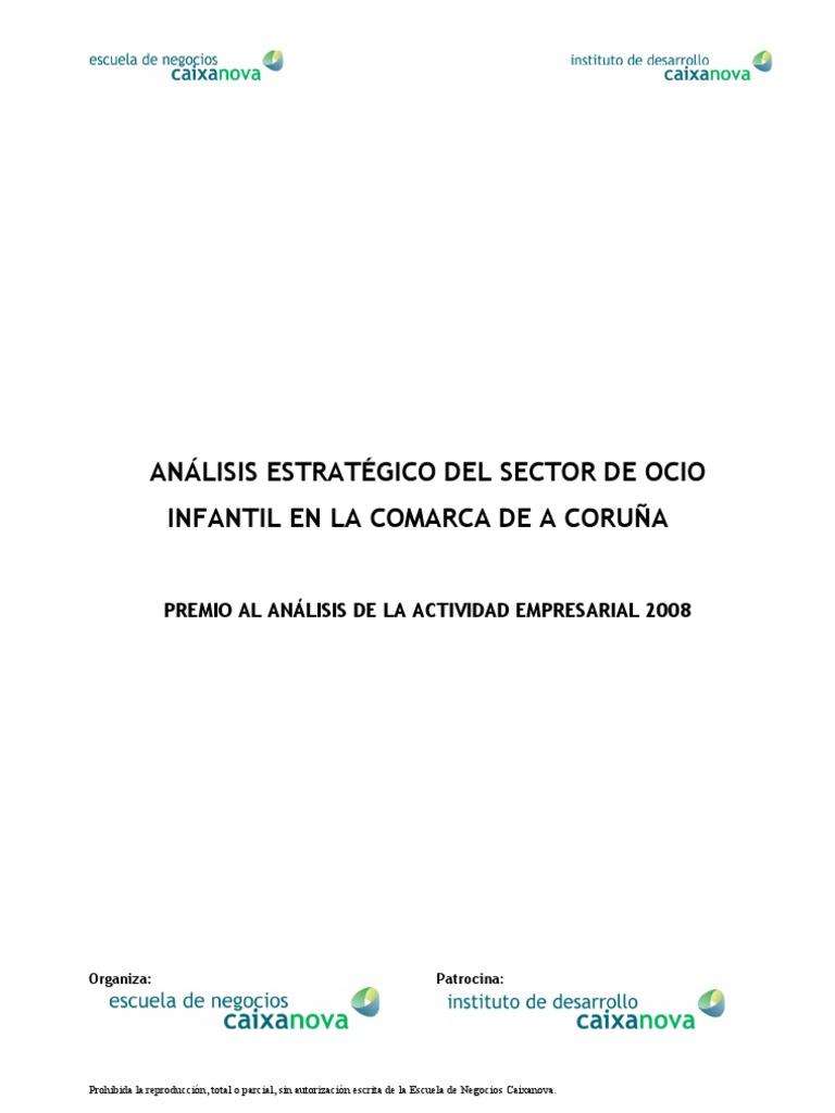Primer Premio Sector Ocio Infantil