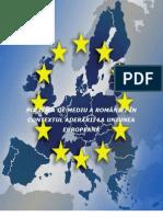 Politica de Mediu Romania Contextul Aderarii