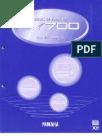 Manual - QY-700