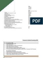 WIP Process