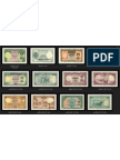 Classic Burmese Currency Notes & Coins