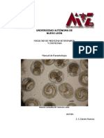 Manual Parasitología Veterinaria