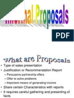 Informal Proposal