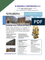 Equipos - PRW Ingenieria & COnstruccion