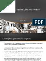 Technopak - Retail & Consumer Products - January 2011