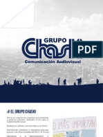 Grupo Chaski Brochure