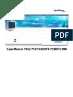 Uputstvo Samsung Monitor