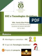 IHC e Tecnologias Assistivas