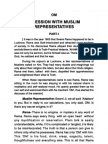 Swami Rama Tirtha's Dialogue With Muslims