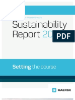 Maersk Sustainability Report 2010