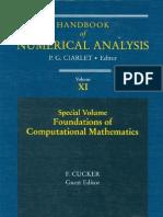 Nice Hand Book -Numerical Analysis - PDF