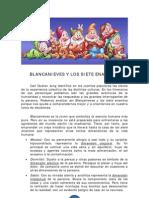 Blanc Ani Eves y Los Siete Enanitos Descripcion