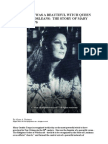 There Once Was a Beautiful Witch Queen in Old New Orleans the Story of Mary Oneida Toups
