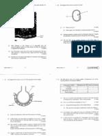 Biology 2004 Paper I + II