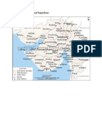 15. State Maps Gujrat and Rajasthan