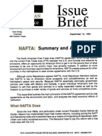 House Republican Conference Issue Brief - NAFTA_Summary and Analysis