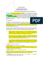 Resumen Ejecutivo UE