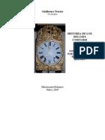 Historia de Los Relojes Comtoise
