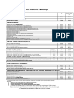 Fees Application Form