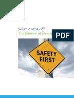 Safety Analytics