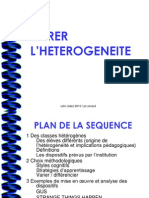 1 GERER L-HETEROGENEITE