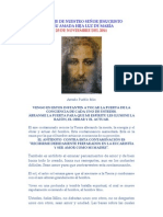 MENSAJE DE NUESTRO SEÑOR JESUCRISTO2