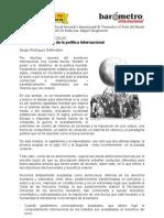 Sergio Rodriguez G-Estrategia y Tactica de La Politica Internacional