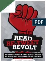 Read, Re-tweet, Revolt