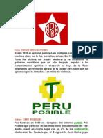 Sobre Partido Aprista Peruano