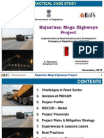 Rajasthan Mega Highways Project