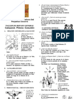Repaso General Catequesis