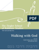 Rabbi Bradley Shavit Artson - Walking With God