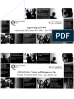 Engineering IT Admin Finance Management Fair Oct 2011