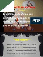 DEFINICION DE MATERIA[1]