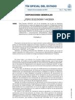 Reglamento General  de las actuaciones y los procedimientos de gestión e inspección tributaria y de  desarrollo de las normas comunes de los procedimientos de aplicación de los  tributos