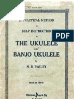 IMSLP80989 PMLP164807 Ukulele Method