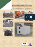 Construction of Masonry Spanish