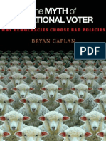 Caplan - The Myth of the Rational Voter