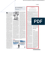 Hagan Juego, Escolares - El Correo - 26 Nov 2011 - Page #34
