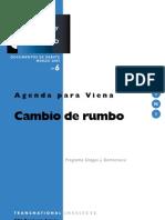 Drogas y Conflicto, nº 06, 2003 - Agenda para Viena