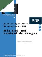 Drogas y Conflicto, nº 08, 2003 - Centros Operativos de Avanzada (FOL)