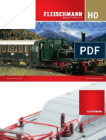 Fleischmann Katalog 2011 Spur H0