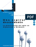 Drogas y Conflicto, nº 12, 2005 - La proscripción del opio en Afganistán y Birmania