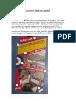 Document Analysis- Leaflet 1