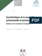 Caracteristicile Surmobilitatii Profesionale in Periurban