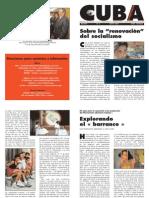 Cuba Libertaria, nº 04, mayo 2005 - Sobre la 'renovación' del socialismo