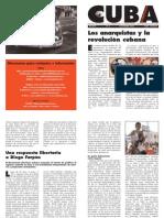 Cuba Libertaria, nº 05, noviembre 2005 - Los anarquistas y la revolución cubana