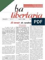 Cuba Libertaria, nº 07, enero 2008 - El lavado de cerebros