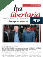 Cuba Libertaria, nº 12, septiembre 2009 - Chomsky en bufón de Chávez